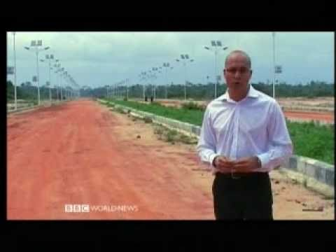 Africa Business Report 1 – South Africa World Cup Boom & Nigeria Free Trade – BBC News