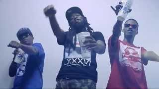 Vandam Bodyslam - Pour It Up Ft. Mic Check, Stay Fly
