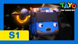 Tayos Weltraumabenteuer l Spielzeit 1 Folge 21 l Tayo Der Kleine Bus