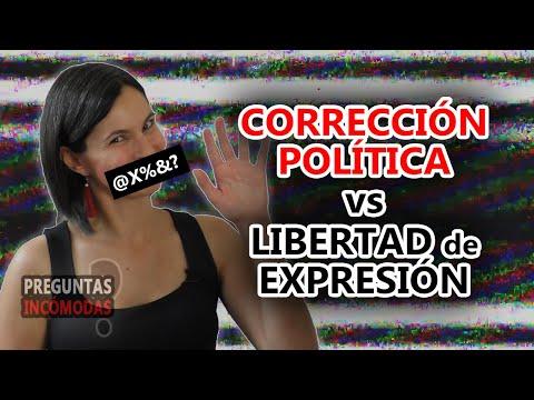 El problema con la corrección política