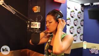 Yasmin Kadi - People's Rage (Live on UK FULL STOP)