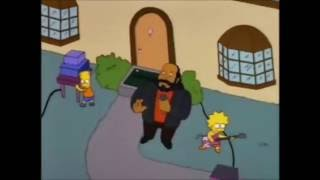 Barry White Can't Get Enough Of Your Love Baby - Los Simpson