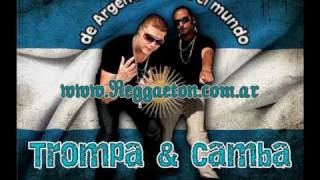 Trompa y Camba - Quiere Reggaeton