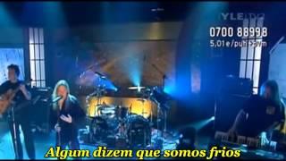 Stratovarius - The land of  ice and snow - tradução português