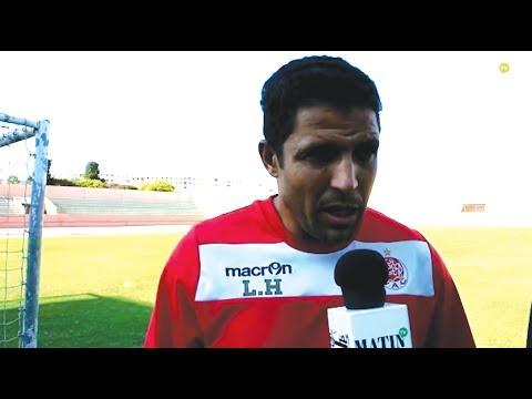 Houcine Ammouta : «On doit être plus offensifs samedi face au Mamelodi Sundowns»