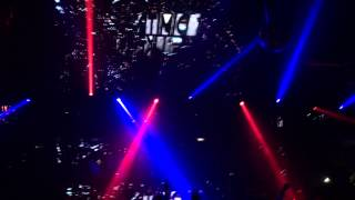 Dimitri Vegas & Like Mike - Mammoth (Body Talk) Live @ Hakkasan Las Vega 4-9-2015