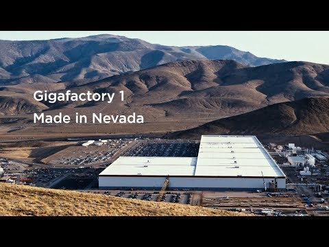 Gigafactory 1   The Highest Volume Battery Plant in the World