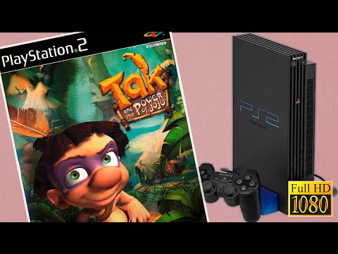 Playstation 2   TAK 1 and the Power of Juju   Gameplay 1080p.