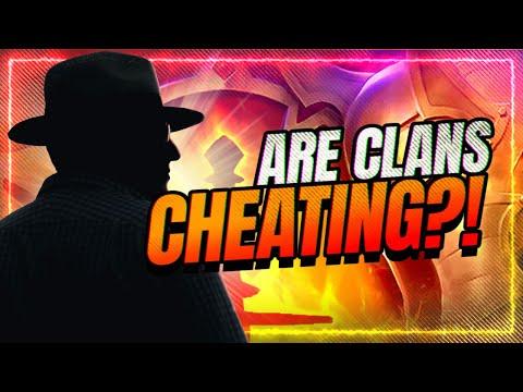 🕵️♂️Can Teams CHEAT in Clan v Clan?! ft. Skratch | RAID Shadow Legends