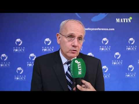 Video : #World_Policy_Conference: Déclaration de Jean-Yves Le Gal, président du CNES