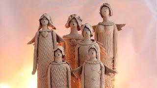 Keramik Engelchor/Ceramic Angel Choir
