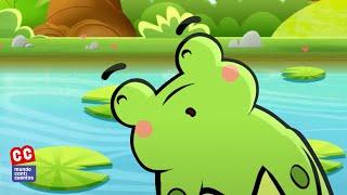 Cucu Cantaba La Rana, Canción Infantil - Canticuentos