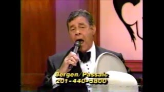 Jerry Lewis Parodies Mindy McCready on the 1996 MDA Telethon