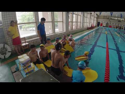 2019游泳課4 - YouTube