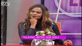 The Legendary Jua Cali Reveals Why He is 'Not Happy' With Monique