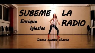Enrique Iglesias - SUBEME LA RADIO ft. Descemer Bueno, Zion & Lennox  dance choreo