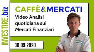 Caffè&Mercati - Trading su USD/JPY ed EUR/GBP