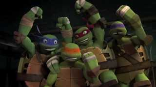 Get The Party Started ~ TMNT 2012 ~ Happy Birtday DollStudio12!