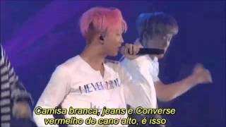 BTS - Converse High (HYYH on Stage) Legendado PT/BR
