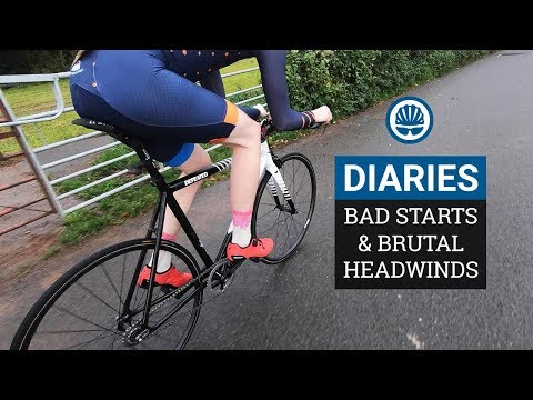 Hill Climb Diaries - Bad Starts, Brutal Headwinds & Jack's New Fixie