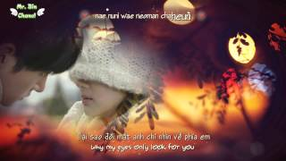 [Kara Lyrics] What my eyes say - Tei [Healer OST part 3][Vietsub + Engsub + Romanization]
