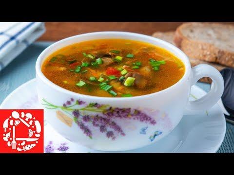 Суп с Грибами и Фаршем! Такой Суп доступный Каждому! photo
