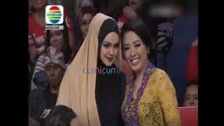 Siti Nurhaliza - Soimah (penyanyi Indonesia) menangis jumpa Siti | Crying fan
