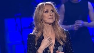 Celine Dion Performs Moving Tribute to Her Late Husband During Triumphant Return to Vegas Stage