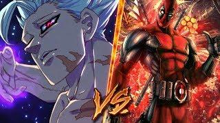Deadpool vs Ban || Liga de las Batallas de Rap || RTX Ft. Kballero