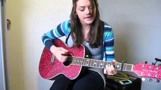 IF I DIE YOUNG - The Band Perry (cover with vocals by Abby)