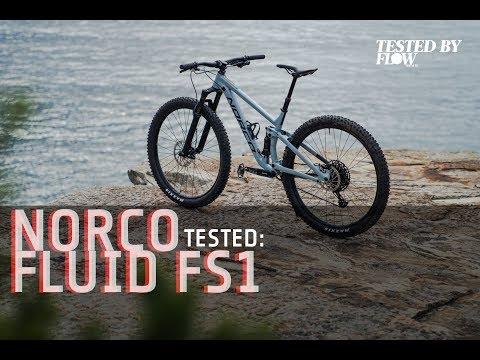 TESTED: Norco Fluid FS 1 2019 - Flow Mountain Bike