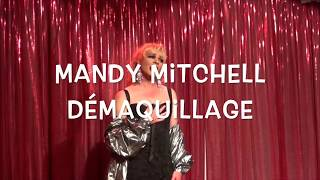 Mandy Mitchell Démaquillage