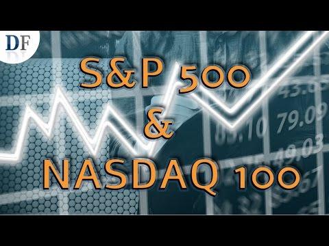 S&P 500 and NASDAQ 100 Forecast April 28, 2017