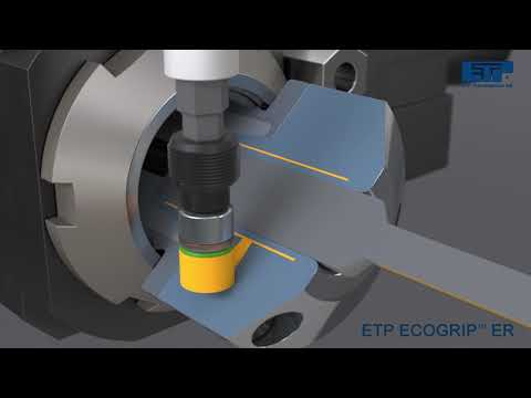 ECOGRIP ER - now for inner threaded Driven Tools