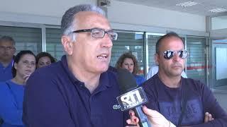 CROTONE: CONTINUA SENZA SOSTA LA PROTESTA DEI 52 DIPENDENTI DI CARREFOUR