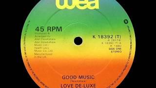 Love De-Luxe - Good Music (1980) Meta Music / Life Theme
