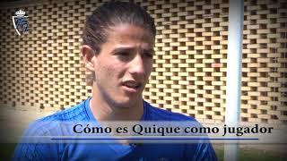 De cerca... Quique Navarro | 29/5/2018