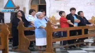 Noel : 153.000 catholiques en Israel