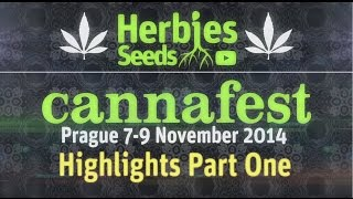 Cannafest 2014 Prague Highlights - Part 1