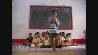 A saia da Carolina. Escola María Soliña (India). Bailaches. Premio Impinxidela  OLLOBOI 2011