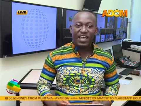 Adom TV News (20-2-17)