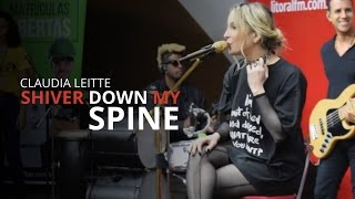 Claudia Leitte - Shiver Down My Spine (The Radio Sessions)