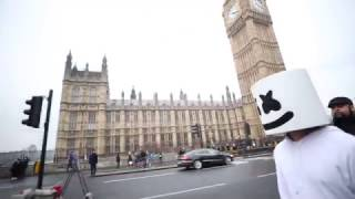Marshmello goes to Europe Recap video