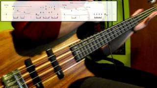 Les Claypool - The Awakening (Bass Cover) (Play Along Tabs In Video)