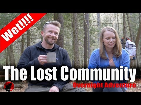 The Lost Community - 32 Water Crossings - Overnight Adventure