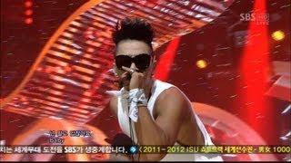 BIGBANG_0311_SBS Inkigayo_BAD BOY