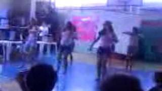 Dança 2º ano KUDURO, Renato Braga