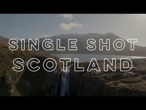 Single Shot Scotland - Loch na Gainmhich