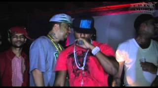 French Montana & Chinx Drugz w/ Grafh in Newark/Queens