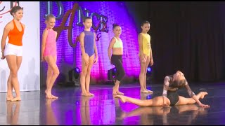 Mini Female Dance Off - The Dance Awards Las Vegas 2016